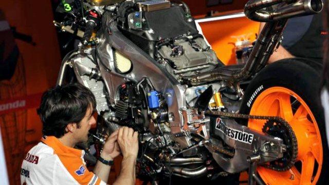 Honda RC213V vẫn kịp để tham dự giải đua 2014