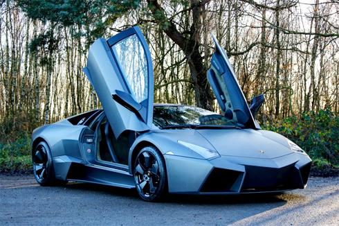 Cận cảnh Lamborghini Reventon hàng độc