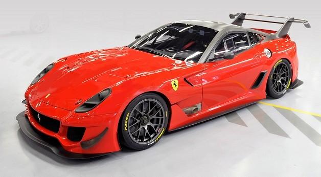 Ferrari đấu giá cứu trợ động đất