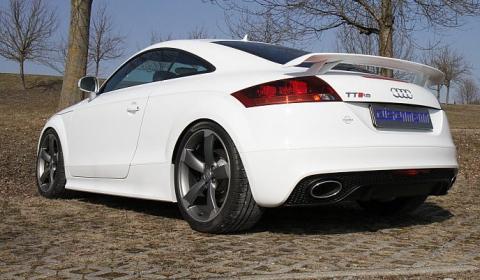 Audi TT-RS được trang bị bộ giảm âm mới