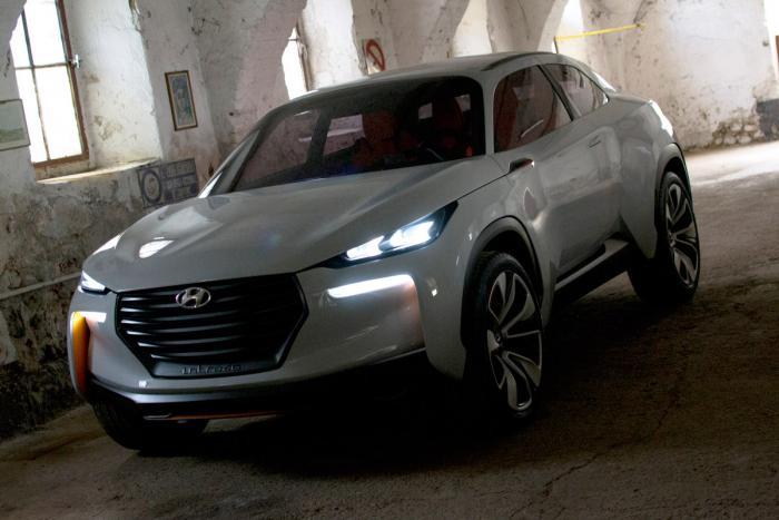 Hyundai sẽ mang Intrado Concept đến Geneva Motor Show