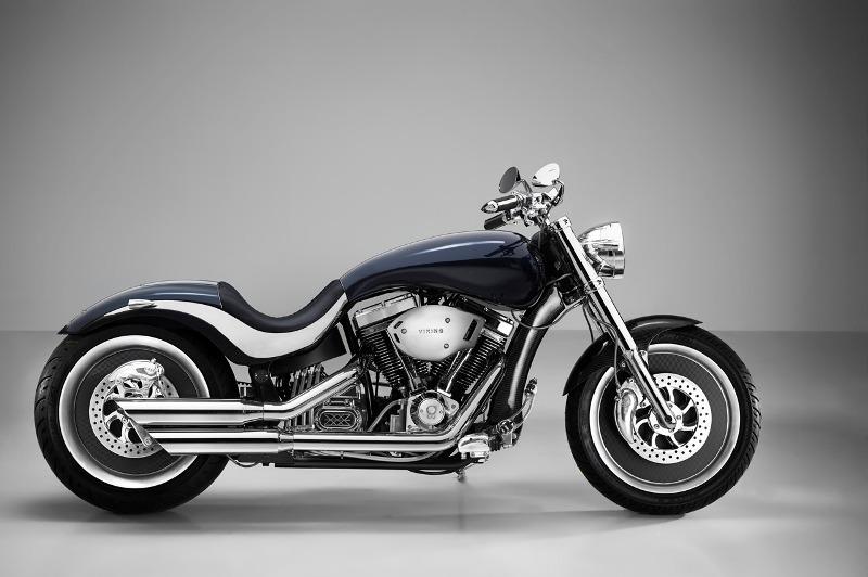 Khi nhà sáng lập Fisker thiết kế mô tô
