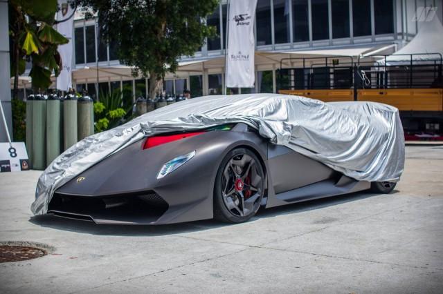 Lamborghini Sesto Elemento bất ngờ xuất hiện tại Malaysia
