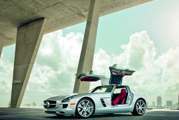 Chiêm ngưỡng những khoảnh khắc tuyệt vời nhất của Mercedes
