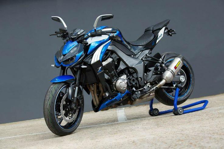 """Ngầu"" như Kawasaki Z1000 2014 Puma Edition"