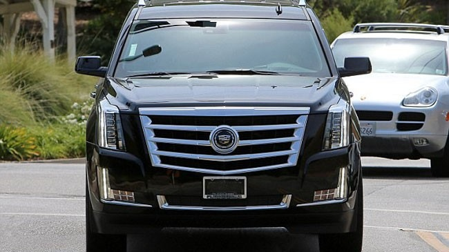 "David Beckham ""tậu"" SUV cỡ lớn Cadillac Escalade 2015"