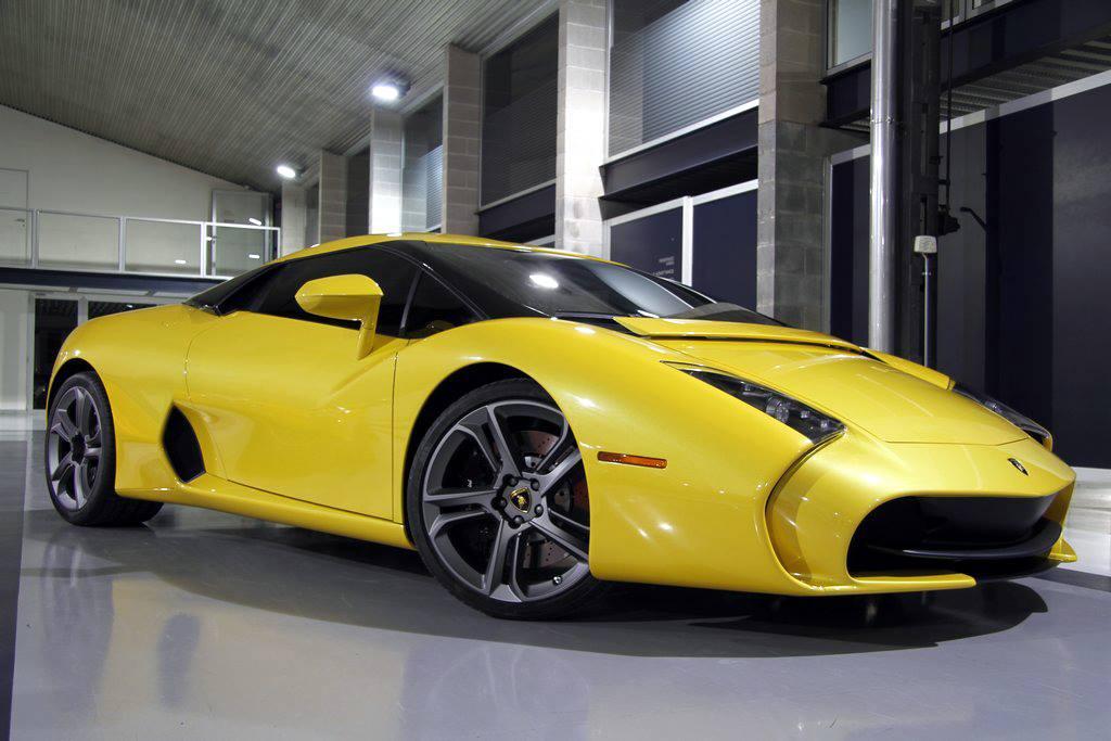 Đẹp như siêu xe Lamborghini 5-95 Zagato
