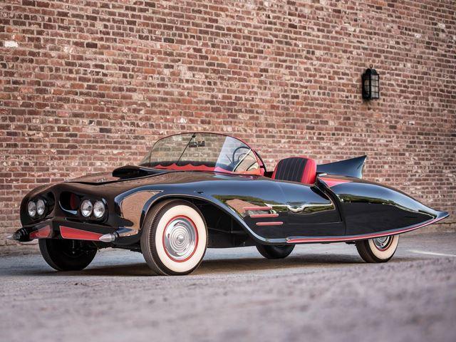 Batmobile cổ nhất chính thức được rao bán