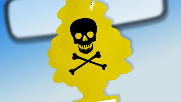 Mùi xe mới liệu có hại đến sức khỏe?