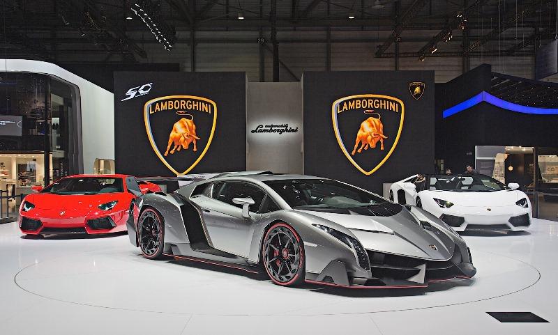 Top 10 siêu xe mà chỉ có tỷ phú mới mua được