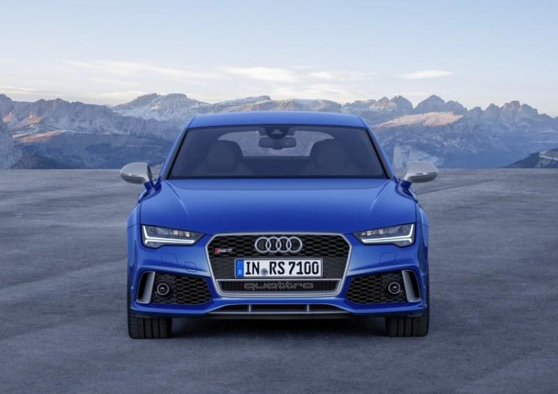 So tài tốc độ giữa Audi RS7 và thang máy của toà nhà cao nhất thế giới