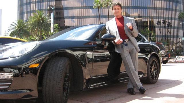 """""""Rambo"""" Sylvester Stallone sở hữu dàn siêu xe thể thao"""