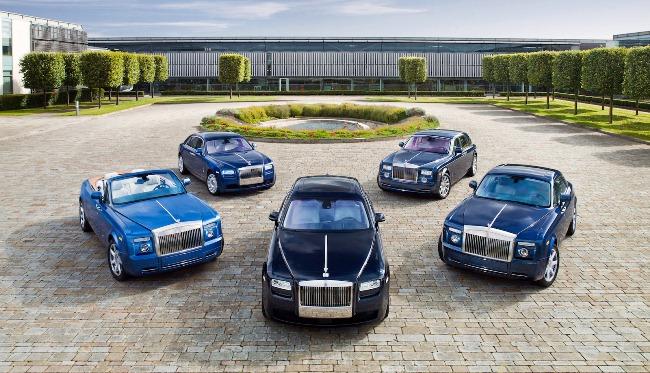 10 mẫu Rolls-Royce đắt tiền nhất trên thế giới