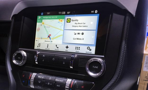 5 công nghệ nội thất cần có trên xe ô tô năm 2016
