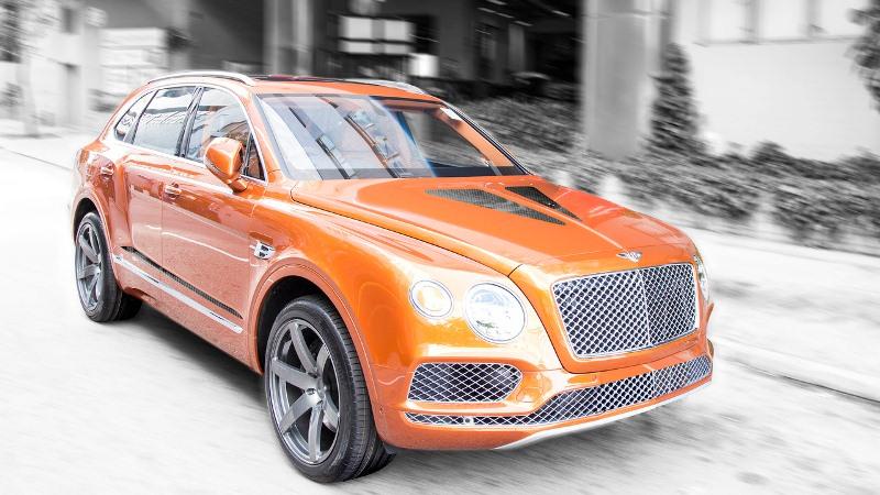 DMC độ Bentley Bentayga mạnh tới 700 mã lực