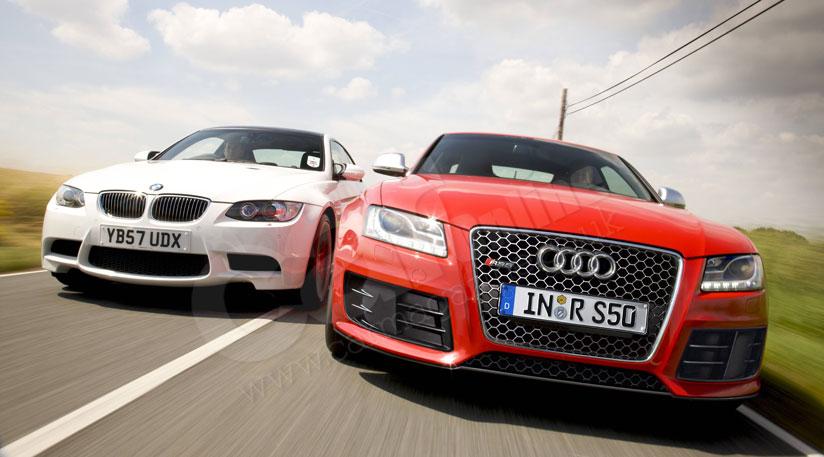 Cuộc chiến không ngừng nghỉ giữa BMW và Audi