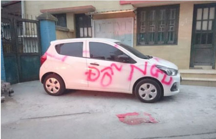 1001 cách trừng trị đỗ xe sai chỗ chỉ có tại Việt Nam