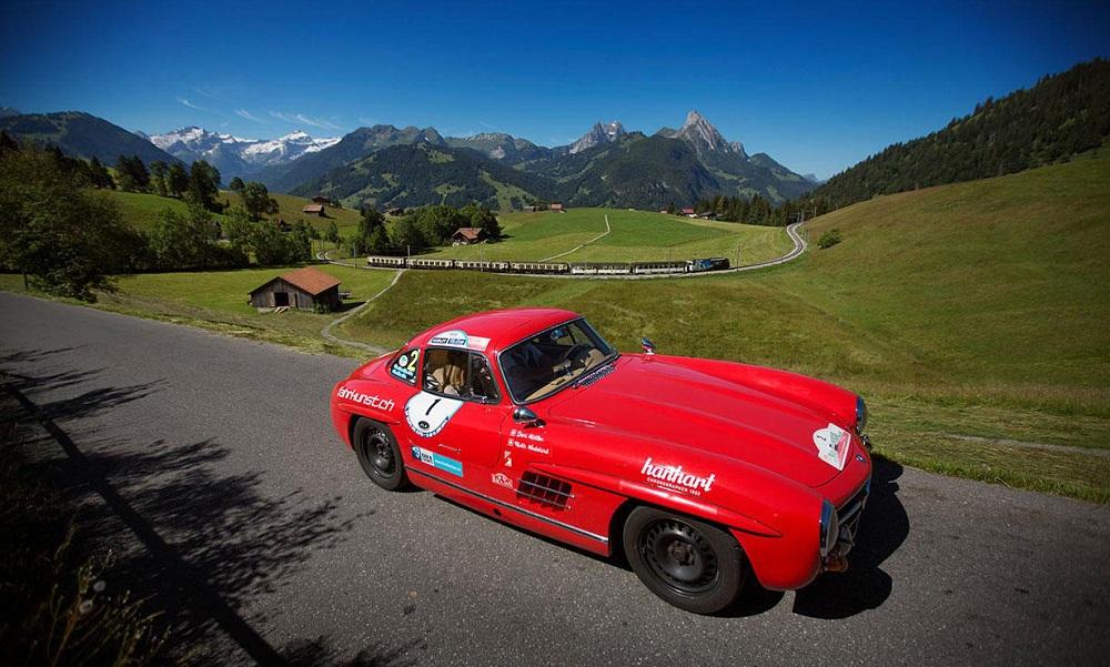 Mercedes-Benz 300 SL 1954 huyền thoại được yêu thích đến tận ngày nay