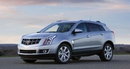 Nghi lỗi hộp số, GM triệu hồi 20.000 chiếc Cadillac SRX