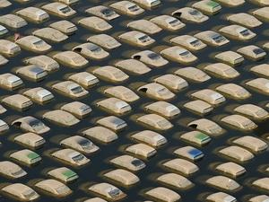 Ngành ôtô Thái Lan đẩy mạnh sản xuất sau lũ lụt