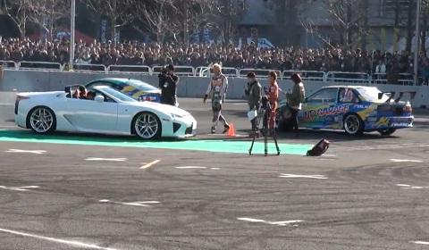 Lexus LFA Roaster làm kinh ngạc tại Tokyo