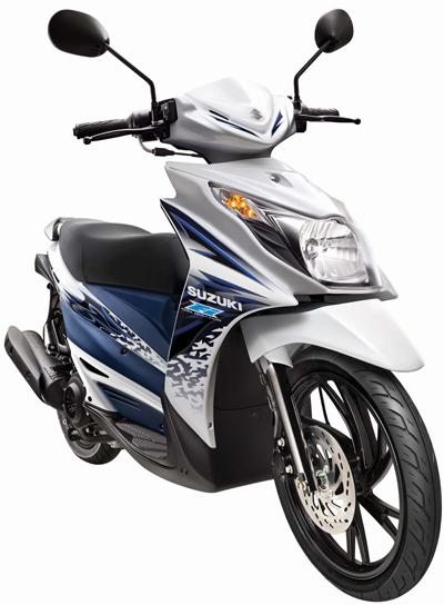 Suzuki Việt Nam hỗ trợ phí trước bạ khi mua xe Hayate SS