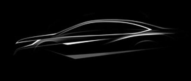 Honda mang 2 mẫu xe mới tới Bắc Kinh Auto Show 2012