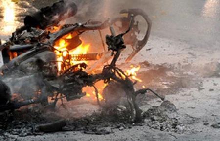 Bảo hiểm cháy nổ xe máy chỉ từ 10.000 đồng