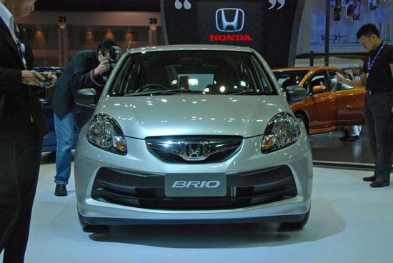 """Honda """"ghi điểm"""" thị phần xe hơi loại nhỏ tại Ấn Độ"""