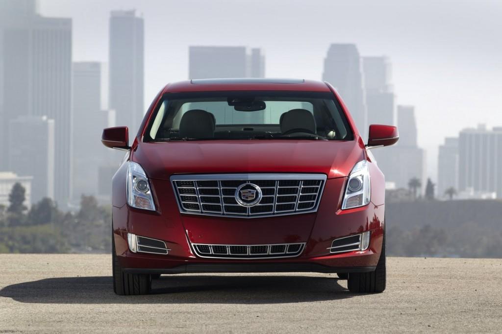 Cadillac XTS 2013 sắp có mặt tại các đại lý