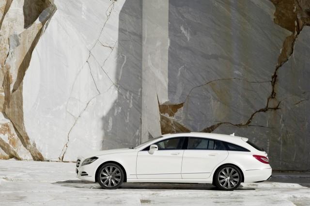 Mercedes CLS Shooting Brake sẽ không có mặt tại Hoa Kỳ