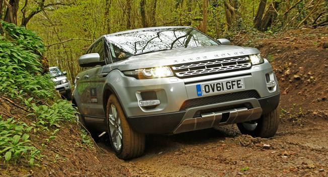 Land Rover đẩy mạnh sản xuất Evoque