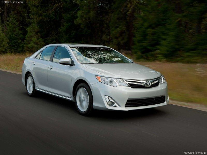 Toyota Camry 2012 gia nhập thị trường Ấn Độ