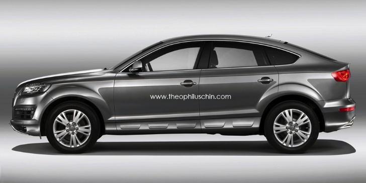 Thông tin ban đầu về Audi Q6