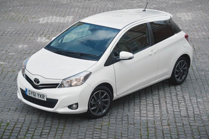Toyota Yaris thế hệ mới có 2 phiên bản đặc biệt