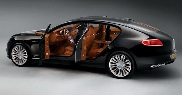 Siêu sedan của Bugatti sẽ ra mắt vào năm 2015