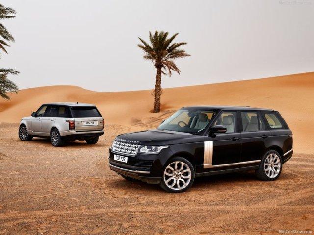 Range Rover 2013 có giá 83.500 USD
