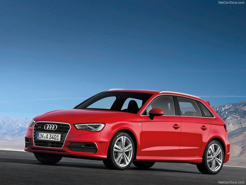 Audi A3 Sportback nhận giấy thông hành tới Mỹ