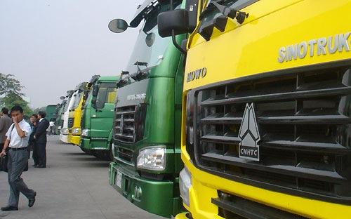 Trung Quốc soán ngôi quán quân xuất khẩu ôtô vào Việt Nam
