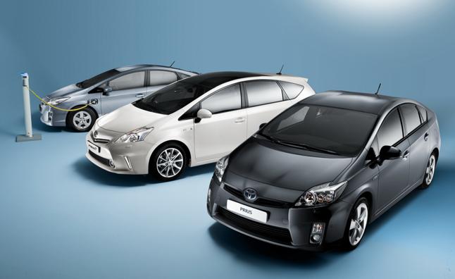 Toyota bán được hơn 1 triệu xe hybrid trong năm nay