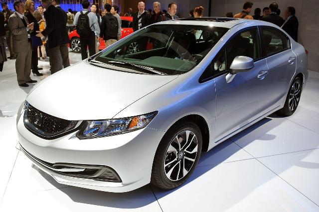 Honda Civic 2013 tăng giá nhẹ