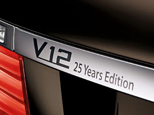 BMW nuối tiếc động cơ V12