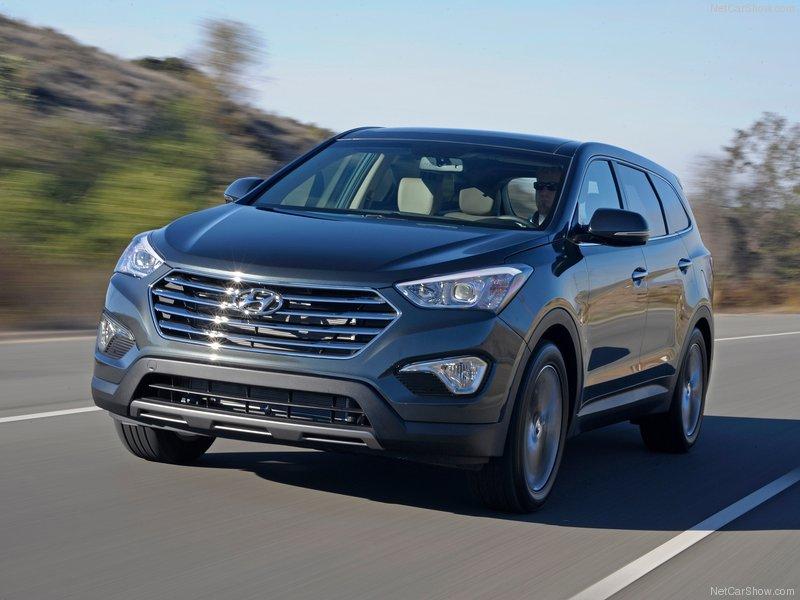 Hyundai Santa Fe 2013 7 chỗ có giá 29.195 USD