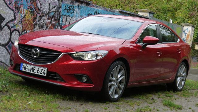 Mazda6 2014 bước tiến hiệu quả