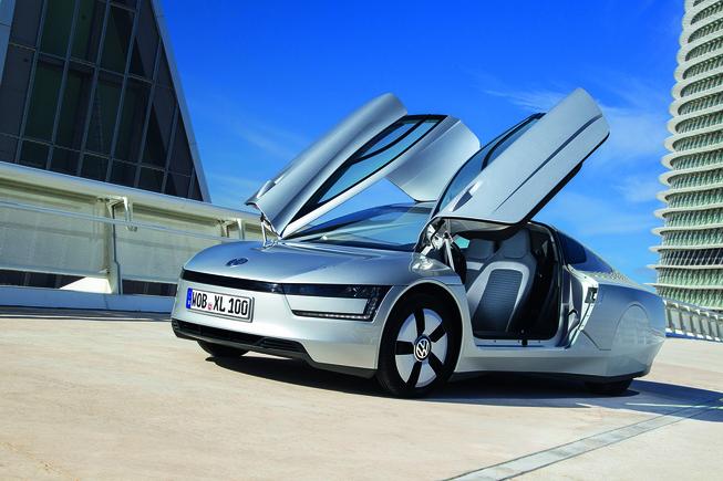 Volkswagen XL1 tiêu tốn chưa tới 1 lít/100km