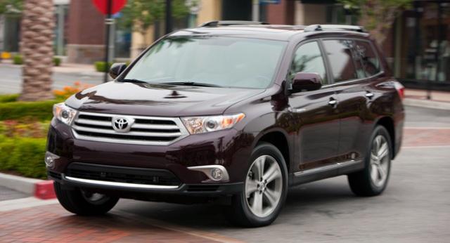 Toyota Highlander 2014 ra mắt tại New York Auto Show