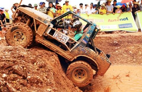 1/6, RFC Vietnam Challenge – Halong 2013 khởi tranh
