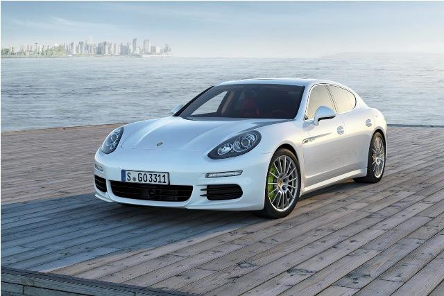 Chi tiết Porsche Panamera 2014