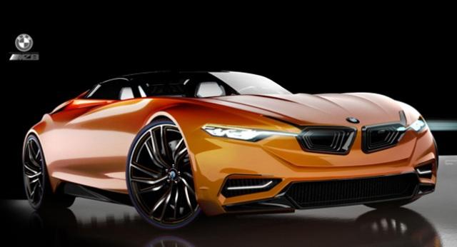 BMW MZ8 Concept – huyền thoại được nối tiếp