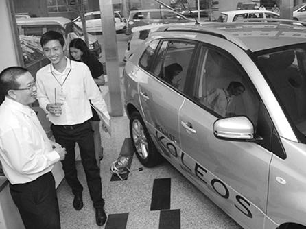 Thị trường ô tô cũ : Người dân vui, nhưng vẫn phải thận trọng khi mua xe